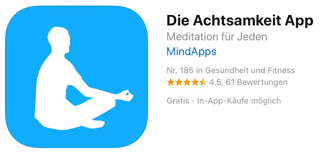 Achtsamkeit App