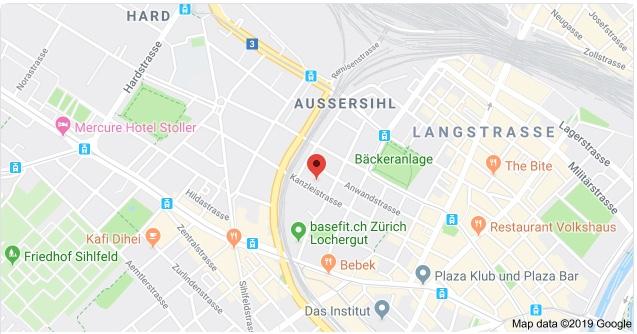 Whitelink Trading - Kanzleistrasse 126, 8004 Zürich